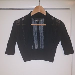 Mossimo crop cardigan or shrug top